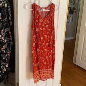 Short dress/tunic for fall!